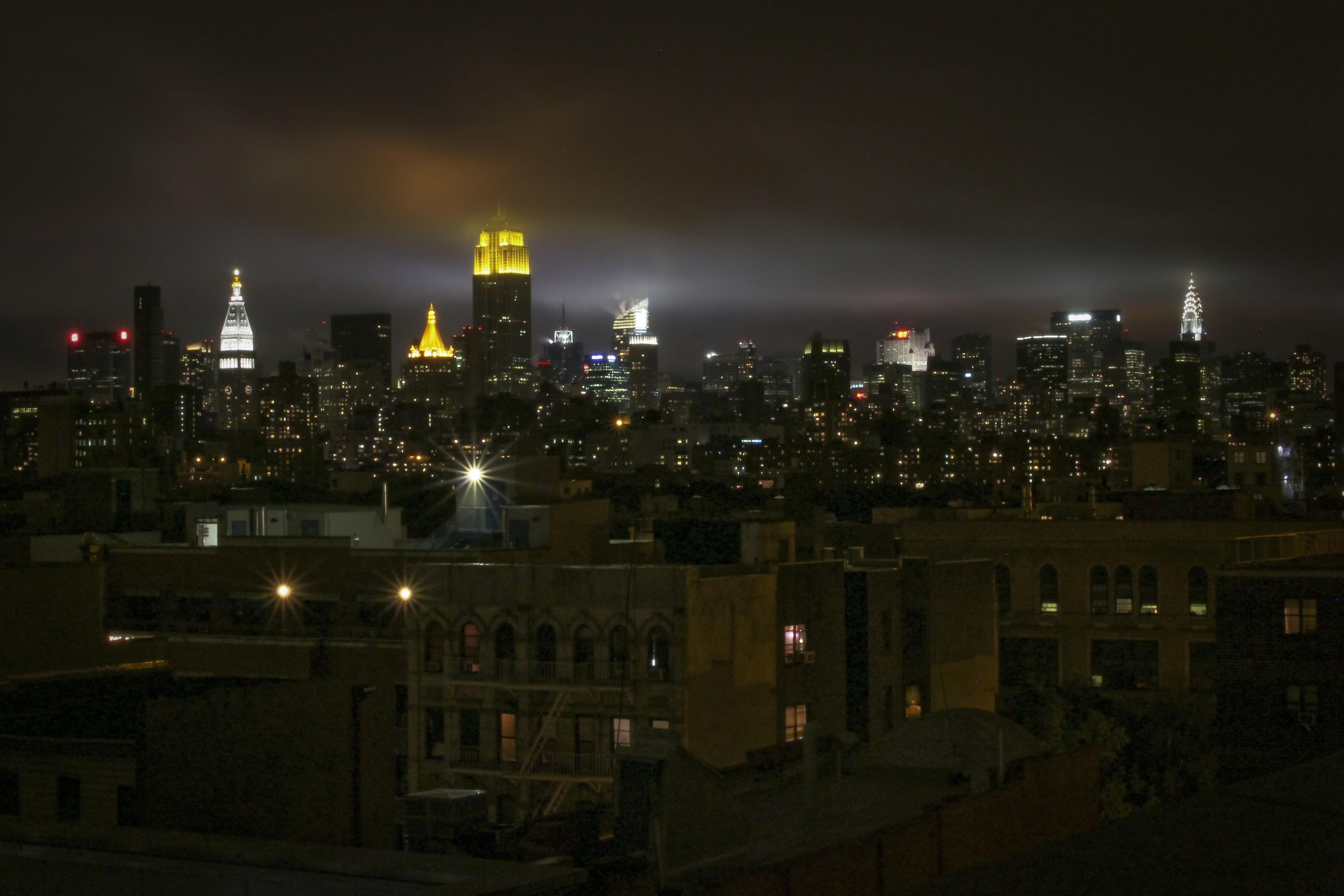 new york at night - photo #21