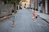 """Jumping Rope in Cobble Hill"" - Settings: ISO 400, f/2.2, 1/400 sec, 50mm lens"
