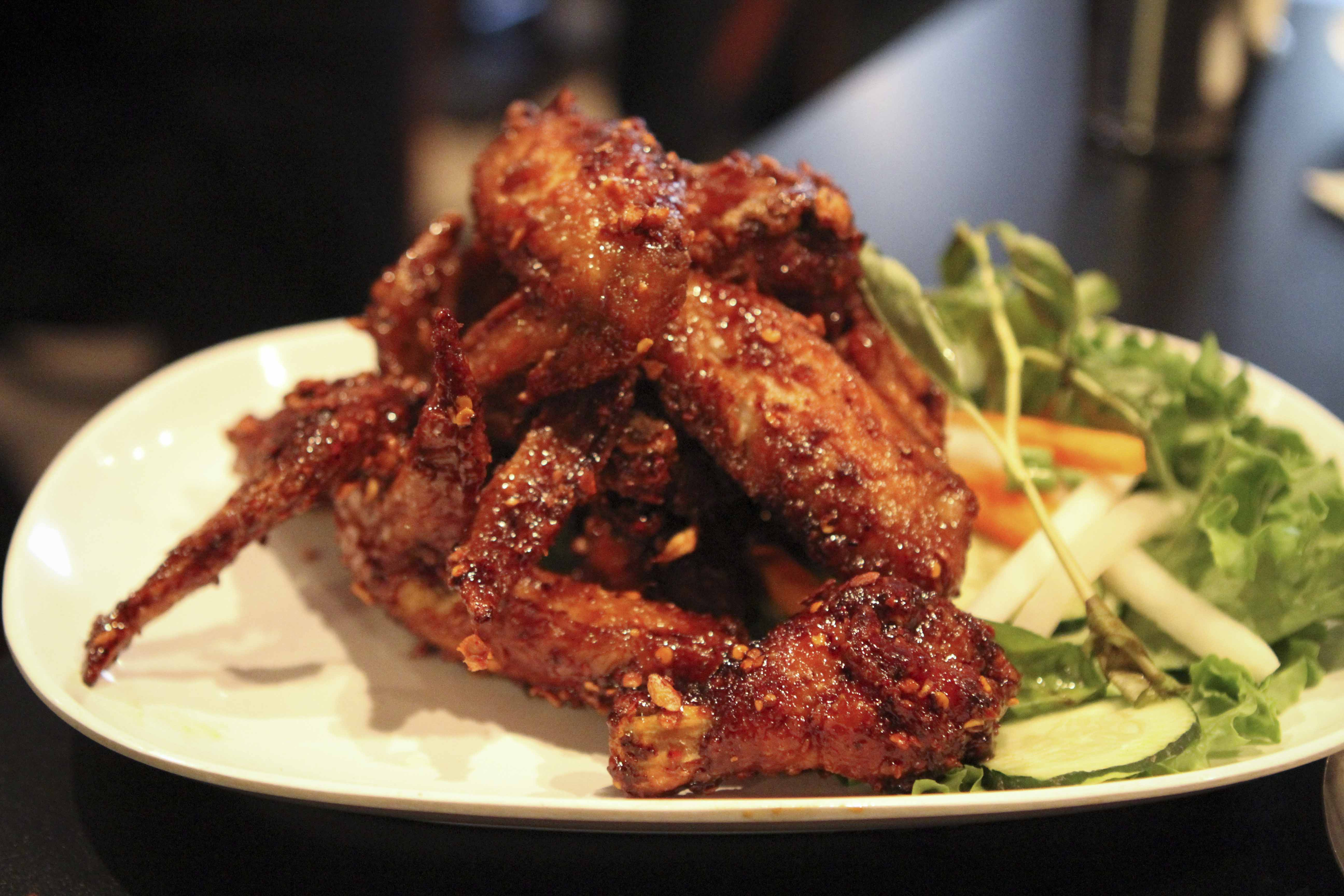 Pok Pok Spicy Vietnamese Fish Sauce Wings