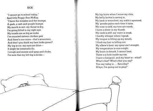 Love Shel Silverstein Poem: Tori's Teacher Tips: Fluency Part 1 (5 Days Of Lessons And