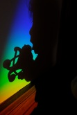Theo's Rainbow Shadow